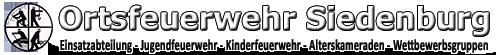 Onlinegalerie der Ortsfeuerwehr Siedenburg